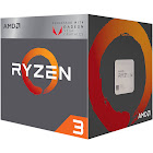 AMD Ryzen 3 2200G Quad-Core 3.5 GHz Desktop Processor - 2 MB