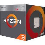 AMD Ryzen 3 2200G Quad-Core 3.5 GHz Desktop Processor - 2 MB