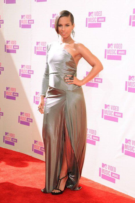 MTV Video Music Awards - Los Angeles - September 6, 2012, Alicia Keys