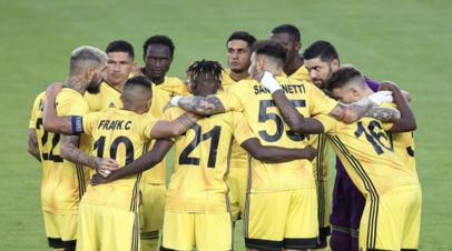 «Шериф» впервые в истории вышел в групповой этап Лиги чемпионов УЕФА