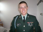 Specialist Daniel A Leckel ~ United States Army