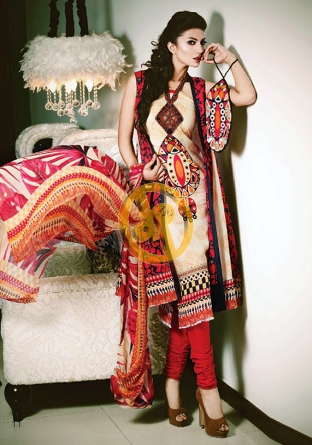 Dawood-Textile-Girls-Women-Printed-Lawn-Prints-Fashion-Suits-Kuki-Concepts-Fall-Winter-Collection 2013-14-12