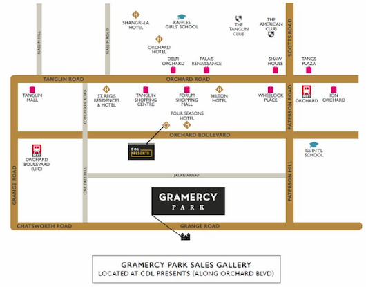 SG Property Source | Gramercy Park  - Condo in Singapore by CDL | SgPropertySource.com
