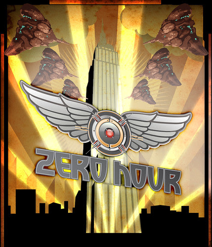 Zero Hour Alliance Art