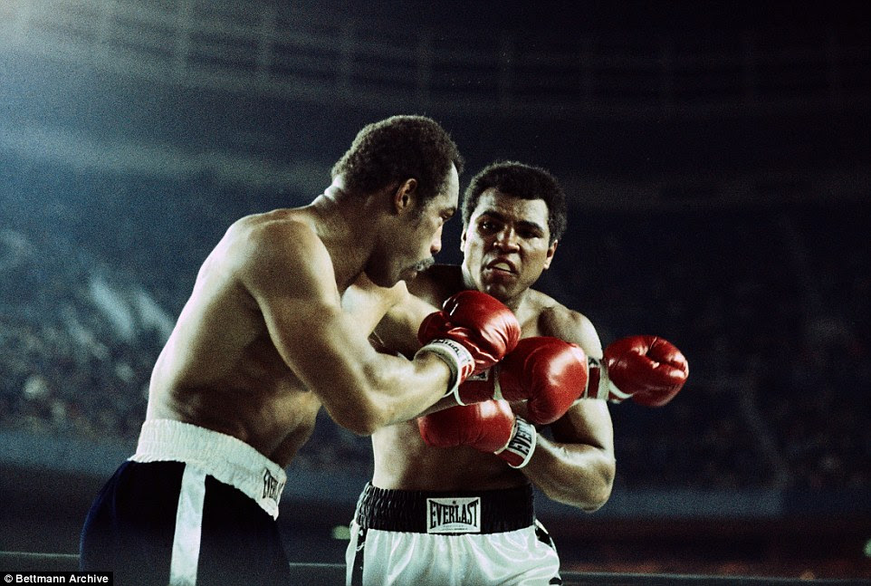 Ali's electrifying boxing ability, coupled with his amazing personality and quick wit made him one of sport's most famous faces