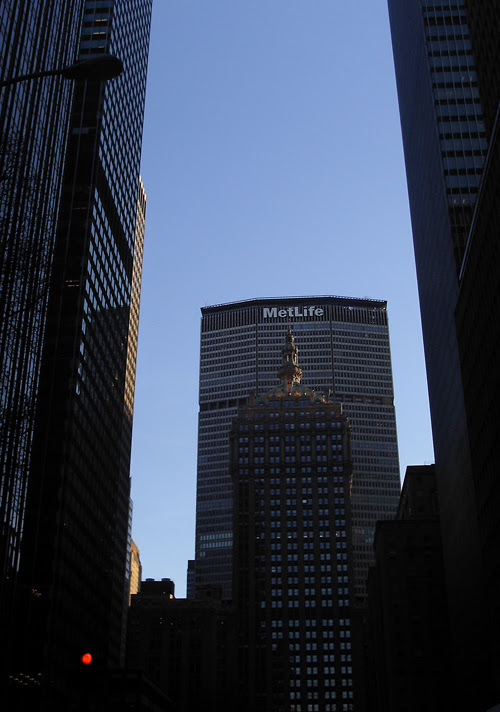 MetLife building, Park Avenue, Manhattan, NYC
