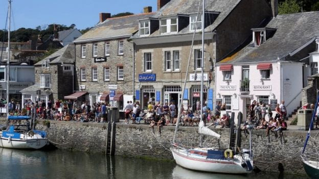 The 10 least expensive seaside towns in Britain, according to Halifax: