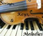 Strings, Keys and Melodies