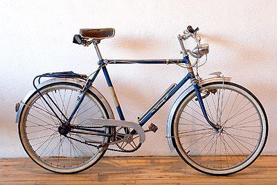 The Rabeneick Men's Bike