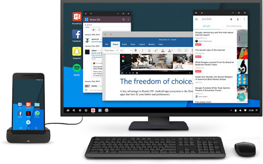 Remix Singularity to Bring Remix OS Desktop Optimized Operating System to Android Smartphones