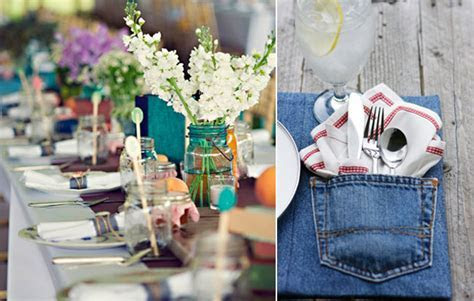 Denim Wedding Inspiration