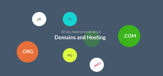 All you need to know about domains and hosting - Spiracle Themes