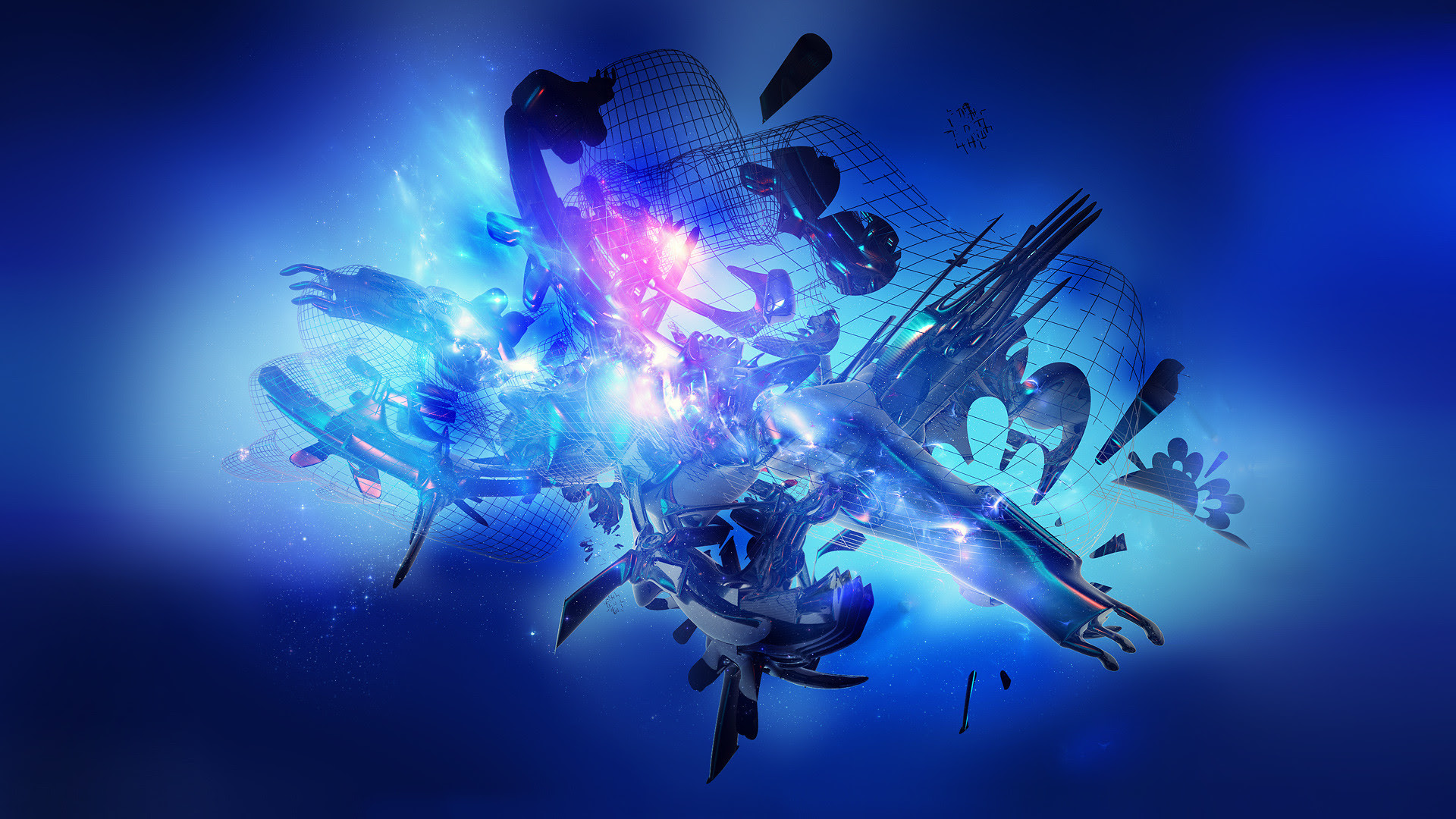 Abstract Gaming Wallpapers 1080p (69+ images)