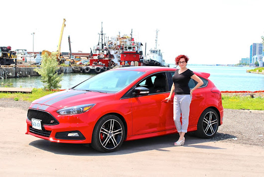 2015 Ford Focus ST: A Focus of a different stripe