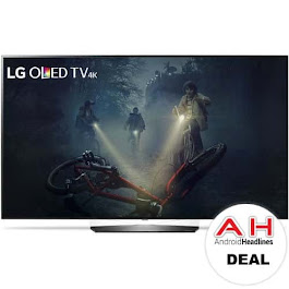 Deal: LG 55-inch OLED TV for $1399, 65-inch for $2149 – 11/16/17