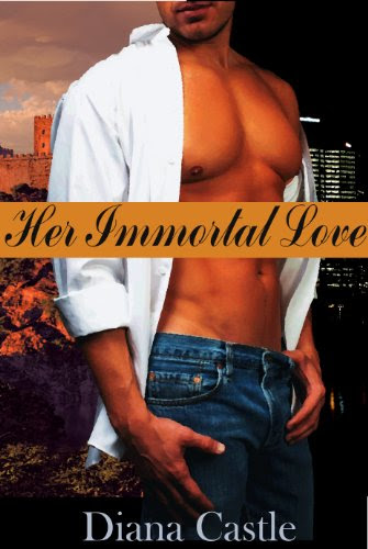 Her Immortal Love (Erotic Contemporary Fantasy Romance) by Diana Castle