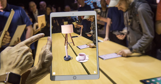 Apple's new software is a game changer for augmented reality, experts say