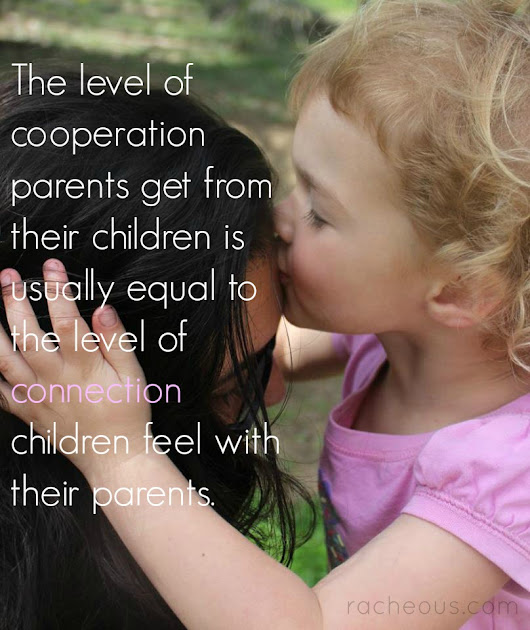 Everyday Connection - Racheous - Respectful Learning & Parenting