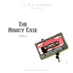 T.I.M.E Stories - The Marcy Case Expansion (Time)