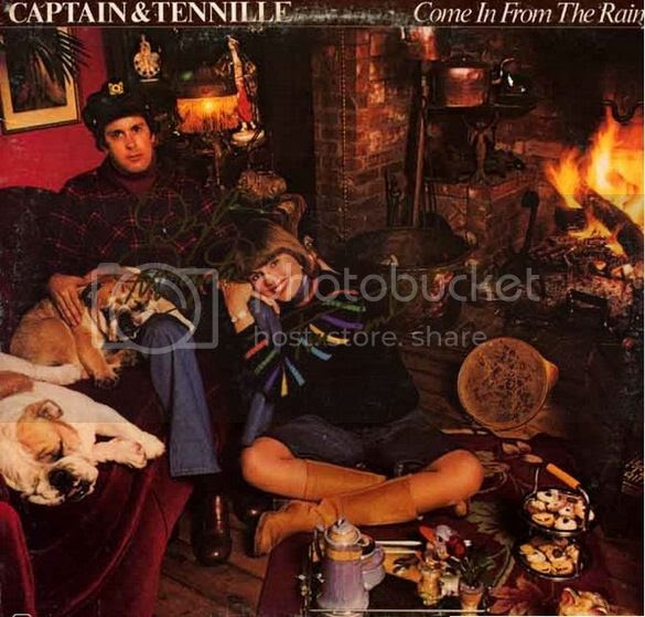 Captain & Tennille • Come In From The Rain