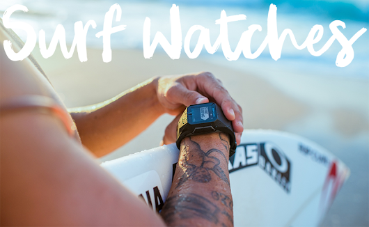 Best Surf Watch Buyers Guide, See The Top 8!
