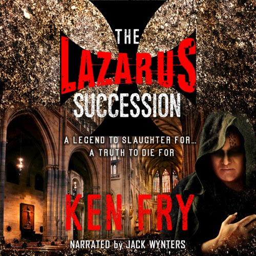 The Lazarus Succession Audiobook Excerpt by Ken Fry