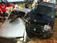 Após sofrer acidente a caminho de evento, Chris Durán afirma que 300 pessoas se converteram durante ministração