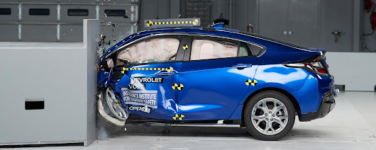 New Crash Tests Reveal Which Plug-In Cars Are Safest