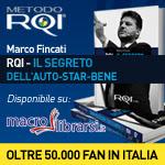 Macrolibrarsi.it presenta il LIBRO: RQI - Il Segreto dell'Auto-Star-Bene