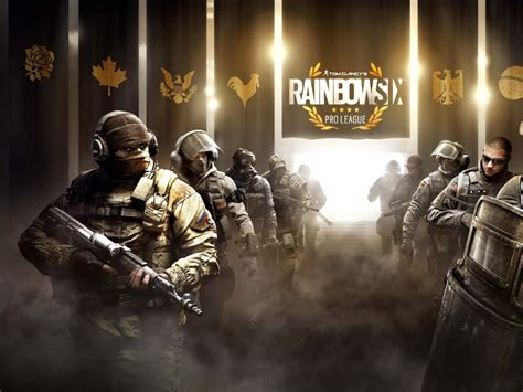 wallpaper pro league tom clancys rainbow  siege