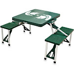 Picnic Table - Green (Michigan State Spartans) Digital