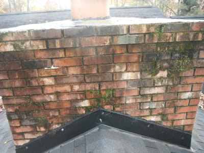 Before & After Images - All Out Chimney Sweeping Services Charlotte NC