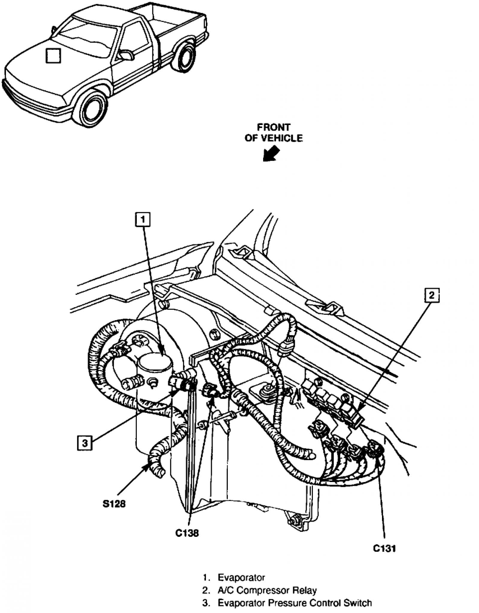94 Gmc Wiring Diagram