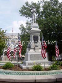 Confederate Memorial Bentonville