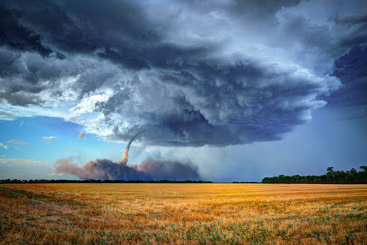 Tornado and other Extreme Weather Photography :: Nickerson, KS