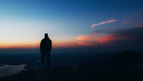 We stand alone. No one can truly understand us or what we feel. We have our own life experiences. We make friends and get married, but no one can enter our minds, enter our complex thought processes. We can share our life with others, but at the end of the day, we truly stand alone.