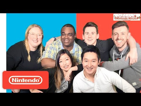 '1-2-Switch' Let's Party! – Nintendo Minute #NintendoSwitch