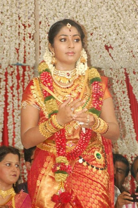navya nair   Indian Brides   Marriage reception, Hindu