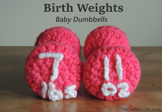 Birth Weights Baby Dumbbells *