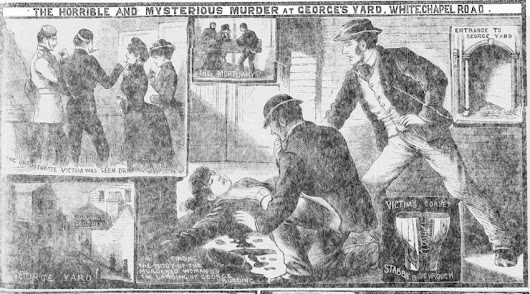 The Weirdness Of The Whitechapel Murders
