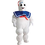 Stay Puft Boys Costume - Size Standard