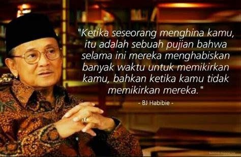 quote bijak habibie  bikin kamu lebih kuat hadapi