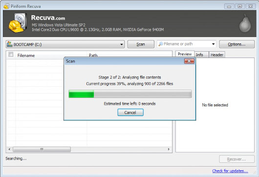 Download Recuva 1.53.1087 Free for Windows - Softwsp