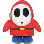 "For Nintendo Super Mario Plush Toy - Shy Guy 6"""