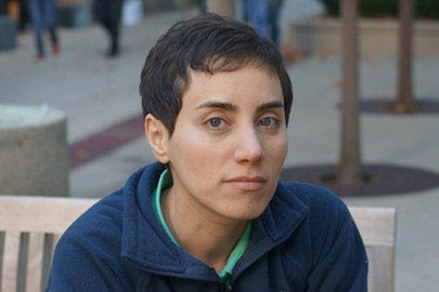 Stanford's Maryam Mirzakhani wins Fields Medal