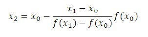 False Position (Regula falsi) Method Matlab Program, Algorithm & Flowchart