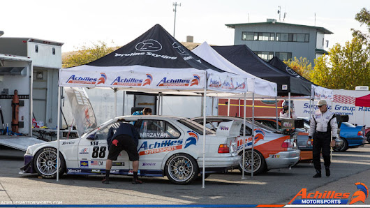 Achilles Motorsports | BMW Parts & Performance, Own Confidence on the Street or Race Track