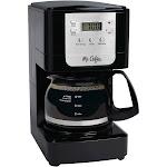 Mr. Coffee Advanced Brew Coffee Maker - Black JWX3