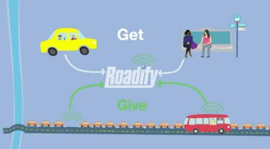 Roadify - Big Apps winner 2011 New York