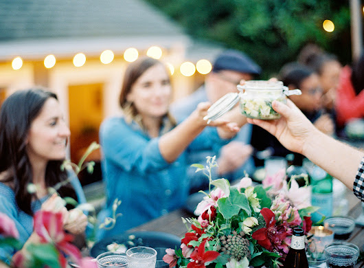 7 Tips for Throwing the Perfect Outdoor Dinner Party - An Inspired Affair, LLC.
